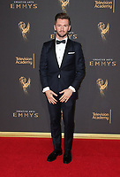 LOS ANGELES, CA - SEPTEMBER 09: Travis Wall, at the 2017 Creative Arts Emmy Awards at Microsoft Theater on September 9, 2017 in Los Angeles, California. <br /> CAP/MPIFS<br /> &copy;MPIFS/Capital Pictures