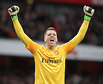 Arsenal vs Tottenham Hotspurs  17th November 2012