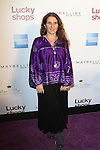 Designer Helen Ficalora Attends Lucky Magazine's Ninth Annual LUCKY SHOPS Event Hosted by Grammy® Award-Winning Recording Artist, Jennifer Hudson At 82 Mercer, NY   12/6/12