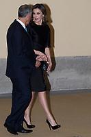 President of the Portuguese Republic, Mr. Marcelo Rebelo de Sousa and Queen Letizia