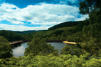 Glen Finglas Reservoir, The Great Trossachs Forest, Glen Finglas Estate, Loch Lomond and the Trossachs National Park, Stirlingshire