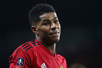Marcus Rashford of Manchester United during Chelsea vs Manchester United, Emirates FA Cup Football at Stamford Bridge on 18th February 2019