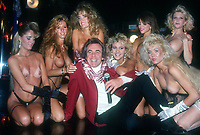 Peter Stringfellow, 1991, Photo By John Barrett/PHOTOlink
