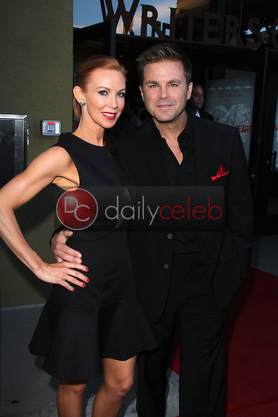 Challen Cates, Aaron McPherson<br />