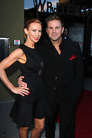 """Challen Cates, Aaron McPherson<br /> at the HBO Premiere of """"The Normal Heart,"""" WGA Theater, Beverly Hills, CA 05-19-14<br /> David Edwards/DailyCeleb.com 818-249-4998"""