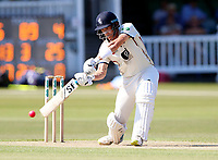 Joe Denly bats for kent during the County Championship Division 2 game between Kent and Middlesex at the St Lawrence Ground, Canterbury, on June 25, 2018