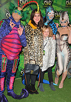 Jill Halfpenny at the OVO by Cirque du Soleil press night, Royal Albert Hall, Kensington Gore, London, England, UK, on Wednesday 10 January 2018.<br /> CAP/CAN<br /> &copy;CAN/Capital Pictures