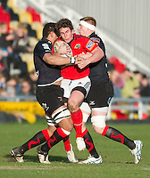 130419 Newport Gwent Dragons v Munster