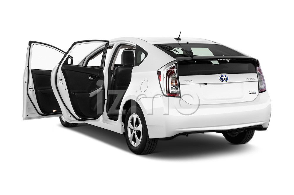 Car images of 2015 Toyota Prius Comfort 5 Door Hatchback Doors