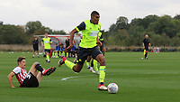 Colin Quaner of Huddersfield Town races upfield during Brentford B vs Huddersfield Town Under-23, Friendly Match Football at Brentford FC Training Ground, Jersey Road on 12th September 2018