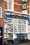 The Wellington Pub, Old Portsmouth, Hampshire, England
