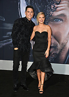 "LOS ANGELES, CA. October 01, 2018: Ariana Madix & Tom Sandoval at the world premiere for ""Venom"" at the Regency Village Theatre.<br /> Picture: Paul Smith/Featureflash"