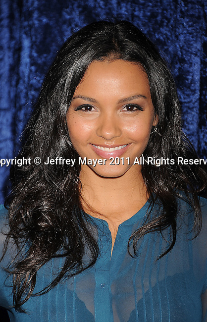 BEVERLY HILLS, CA - NOVEMBER 22: Jessica Lucas arrives to Paramount Pictures' 'Super 8' Blu-ray and DVD release party at AMPAS Samuel Goldwyn Theater on November 22, 2011 in Beverly Hills, California.
