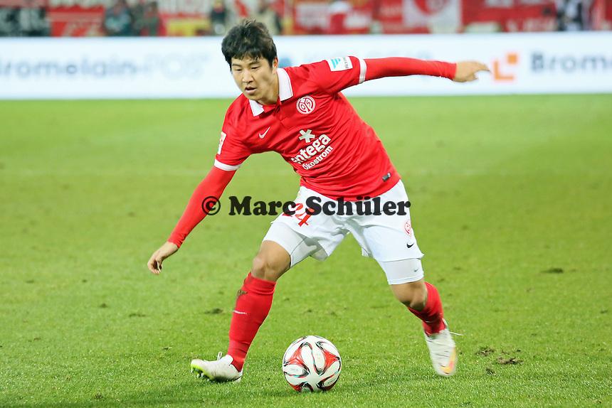 Joo-Ho Park (mainz) - 1. FSV Mainz 05 vs. Borussia Moenchengladbach, Coface Arena