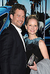 "HOLLYWOOD, CA - MARCH 22: James Tupper and Anne Heche  attend HBO's ""His Way"" Los Angeles Premiere at Paramount Theater on the Paramount Studios lot on March 22, 2011 in Hollywood, California."