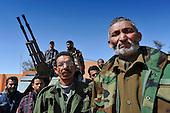Les nouveaux maîtres de la Libye. New masters of Libya