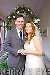 Aoife Collins, Tralee, daughter of Tommy and Kathleen, and Brian O'Donoghue, Camp, son of John and Mary were married at Church of the Immaculate conception Tralee by Fr. Sean Hanafin on Saturday 18th October 2014 with a reception at Fels Point Hotel