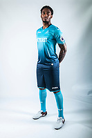 Friday  15 July 2016<br />Pictured: Leroy Fer<br />Re: Swansea City FC  Joma Kit photographs for the 2016-2017 season