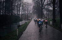 a short but intense session of rain & hail disrupts the race finale<br /> <br /> 106th Scheldeprijs 2018 (1.HC)<br /> 1 Day Race: Terneuzen (NED) - Schoten (BEL)(200km)