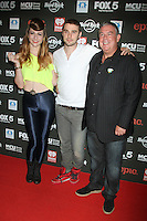 NEW YORK, NY - OCTOBER 04: Amy Heidemann, Nick Noonan and Elvis Duran at Hard Rock Rocks Times Square at Hard Rock Cafe, Times Square on October 4, 2012 in New York City. © RW/MediaPunch Inc. © /NortePhoto
