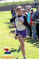 Pacific junior Ashley Brinker 11th.