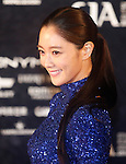 Clara, Oct 28, 2014 : South Korean model and actress Clara arrives before the 2014 Style Icon Awards (SIA) in Seoul, South Korea. The SIA is a style and culture festival. (Photo by Lee Jae-Won/AFLO) (SOUTH KOREA)