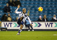 Jimmy Abdou of Millwall during the Checkatrade Trophy round two Southern Section match between Millwall and Wycombe Wanderers at The Den, London, England on the 7th December 2016. Photo by Liam McAvoy.