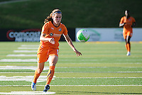 Heather O'Reilly (9) of Sky Blue FC. The Philadelphia Independence defeated Sky Blue FC 2-1 during a Women's Professional Soccer (WPS) match at John A. Farrell Stadium in West Chester, PA, on June 6, 2010.