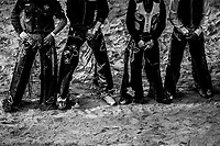 Competici&oacute;n de Rodeo, Espuelas Extremas en (Centro de Usos Multiples)  3MAR2018 (Foto:Luis Gutierrez NortePhoto.com).<br /> <br /> <br /> pclaves: BullRider, Rodeo, jineteo de Toro, toros, bull, bull rider, jinete, vaquero, cowboy