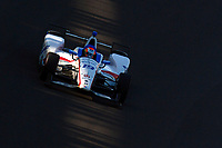 Verizon IndyCar Series<br /> Indianapolis 500 Practice<br /> Indianapolis Motor Speedway, Indianapolis, IN USA<br /> Monday 15 May 2017<br /> Ed Jones, Dale Coyne Racing Honda<br /> World Copyright: F. Peirce Williams