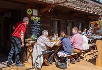 Austria, Tyrol, Kramsach: open-air museum Tyrolean Farmhouses - pub 'Rohrerhof' | Oesterreich, Tirol, Wanderdorf Kramsach: Freilichtmuseum Tiroler Bauernhoefe - Wirtshaus Rohrerhof