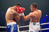 Mikheli Khutsishvili (Gerogia) VS Abdul Khattab (Denmark)