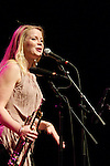 Jazz trumpeter Bria Skonberg has brought an innovative and adventurous style that earned her a spot on DOWNBEAT Magazine's Rising Star Critics' Poll in 2013.