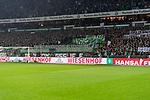 12.03.2018, Weser Stadion, Bremen, GER, 1.FBL, Werder Bremen vs 1.FC Koeln, im Bild<br /> <br /> Banner Montagsspiele, Ostkurve <br /> <br /> Foto &copy; nordphoto / Kokenge