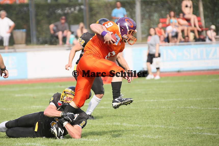 QB Donnie Marshall (Universe) - Frankfurt Universe vs. Holzgerlingen Twister