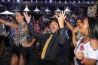 SÃO PAULO, SP, 01.12.2018 – CARNAVAL-SP – A Liga das Escolas de Samba de SP, comemora dia Nacional do Samba com o lançamento do CD de Sambas de Enredo do Carnaval 2019, a escola de samba Dragões da Real durante apresentação pelo Grupo Especial, na Fábrica do Samba em São Paulo na noite deste sábado, 01 (Foto: Nelson Gariba/Brazil Photo Press)