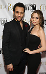 Corbin Bleu and Sasha Clements attends the Chita Rivera Awards at NYU Skirball Center on May 19, 2019 in New York City.