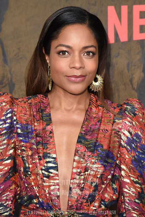 LONDON, UK. December 04, 2018: Naomie Harris at the&quot;Mowgli: Legend of the Jungle&quot; premiere at the Curzon Mayfair, London.<br /> Picture: Steve Vas/Featureflash