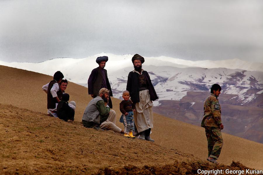Villagers of Pest e Kalan