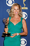 LOS ANGELES, CA. - September 20: Jessica Lange poses in the press room at the 61st Primetime Emmy Awards held at the Nokia Theatre on September 20, 2009 in Los Angeles, California.