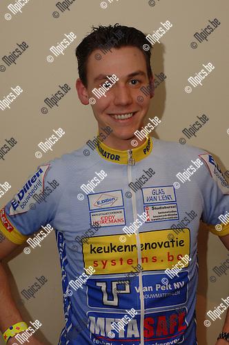 Thomas Heiremans, Keukenrenovatie Cycling Team 2006