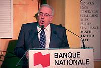 Claude Berard<br />  - 1995 File Photo
