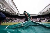 AMBIENCE<br /> <br /> TENNIS - THE CHAMPIONSHIPS - WIMBLEDON 2015 -  LONDON - ENGLAND - UNITED KINGDOM - ATP, WTA, ITF <br /> <br /> &copy; AMN IMAGES23