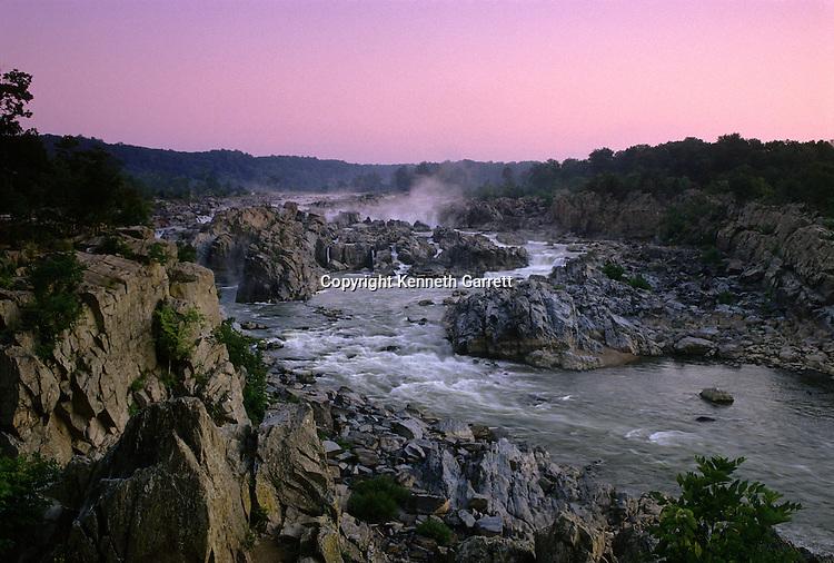 American History, North America, Hallowed Ground, Virginia, Great Falls, Potomac, River, Patowmac,  scenic,