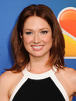 NEW YORK CITY, NY, USA - MAY 12: Ellie Kemper at the 2014 NBC Upfront Presentation held at the Jacob K. Javits Convention Center on May 12, 2014 in New York City, New York, United States. (Photo by Celebrity Monitor)