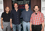 Ned Eisenberg, Danny Mastrogiorgio, Daniel Jenkins and Jonathan Hadary attending the Meet & Greet for the Lincoln Center Theater's 75th Anniversary Production of 'Golden Boy' at their Rehearsal Studios on 10/25/2012 in New York.