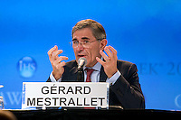 Gérard Mestrallet at CERA Week