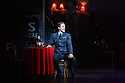 London, UK. 15.12.2017. Matthew Bourne's CINDERELLA returns to Sadler's Wells and runs until January 27th 2018. Picture shows: Andrew Monaghan (Harry, the Pilot). Photograph © Jane Hobson.
