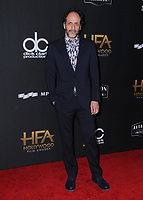 05 November  2017 - Beverly Hills, California - Luca Guadagnino. The 21st Annual &quot;Hollywood Film Awards&quot; held at The Beverly Hilton Hotel in Beverly Hills. <br /> CAP/ADM/BT<br /> &copy;BT/ADM/Capital Pictures