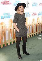 LOS ANGELES, CA - FEBRUARY 03: Actor Rachael Leigh Cook arrives at the Premiere Of Columbia Pictures' 'Peter Rabbit' at The Grove on February 3, 2018 in Los Angeles, California.<br /> CAP/ROT/TM<br /> &copy;TM/ROT/Capital Pictures
